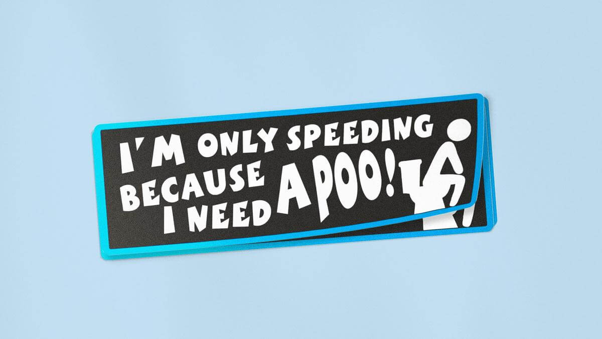 Print and design bumper stickers online in nairobi kenya the card guys