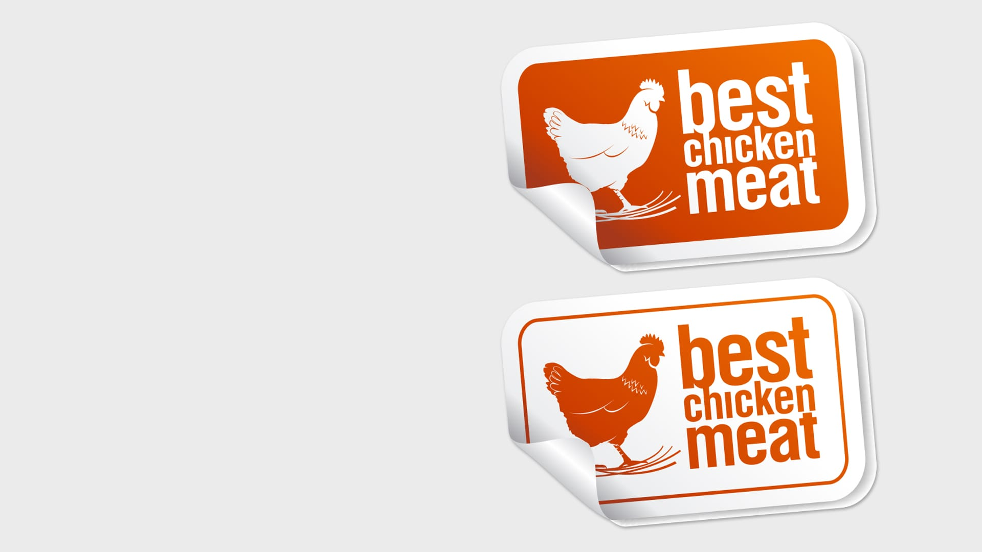 Print and design rectangular stickers online in nairobi kenya the card guys